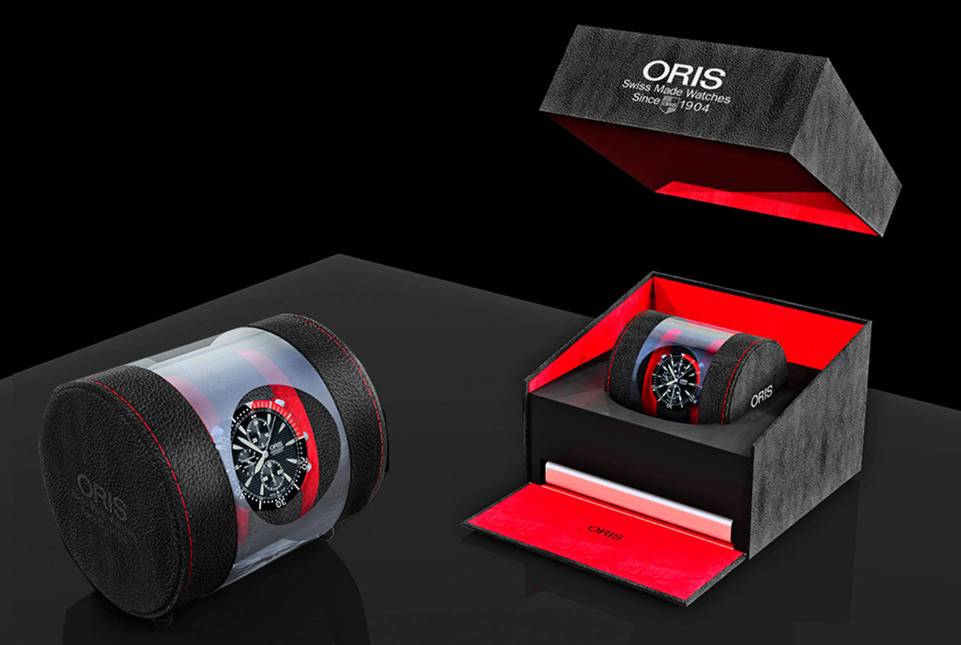 Product design Oris