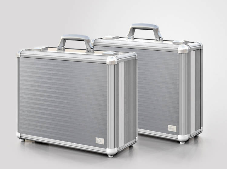 Alu Design Series - valise en alu