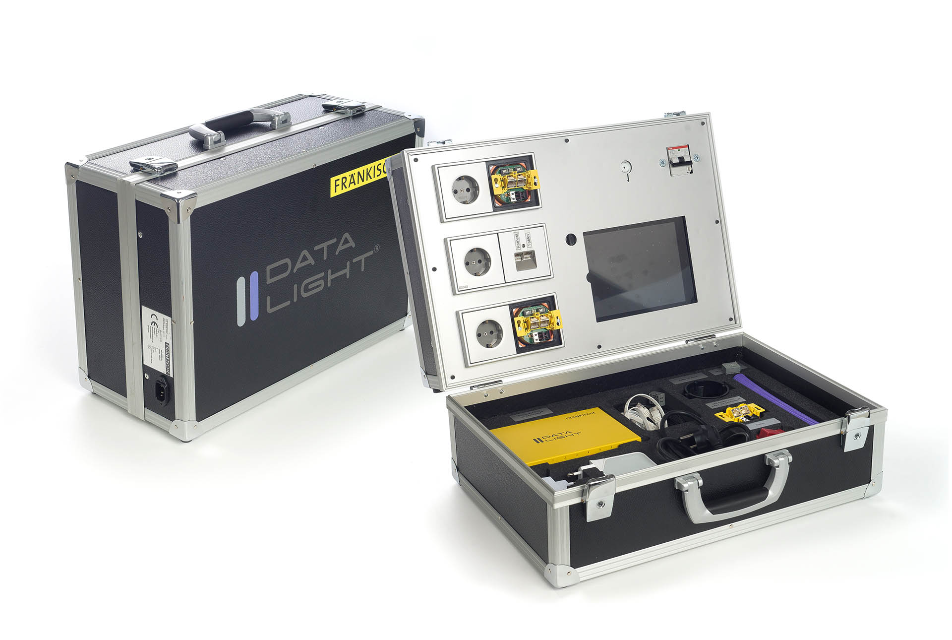 Alu Robust Valises