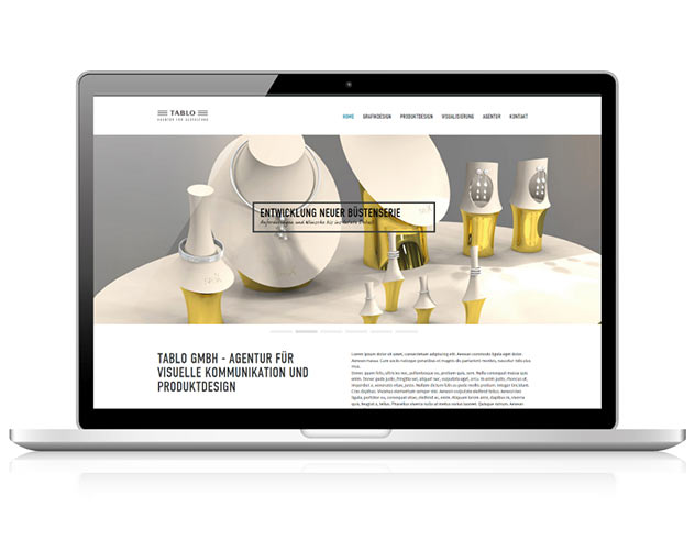 Tablo Design GmbH Website